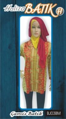 085706842526 INDOSAT, Baju Batik Atasan, Model Atasan Batik Wanita, Baju Murah Online, BJ03BM, http://grosirbatik-pekalongan.com/blus-bj03bm/