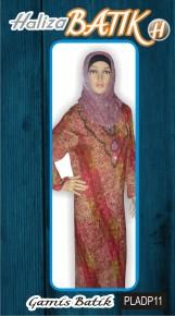 085706842526 INDOSAT, Model Batik, Baju Gamis Batik, Sarimbit Batik Keluarga, PLADP11, http://grosirbatik-pekalongan.com/gamis-pladp11