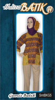 085706842526 INDOSAT, Baju Batik Modern, Baju Batik Sarimbit, Model Busana, SmtBKG5, http://grosirbatik-pekalongan.com/blus-smtbkg5