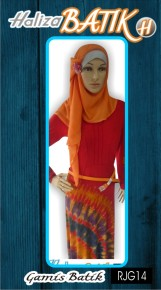 085706842526 INDOSAT, Model Baju, Gamis Muslim, Baju Gamis, RJG14, http://grosirbatik-pekalongan.com/gamis-rjg14/