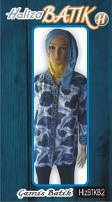 085706842526 INDOSAT, Baju Batik Wanita, Baju Muslim Batik, Busana Batik Modern, HLZBTKB2, http://grosirbatik-pekalongan.com/Blus-hlzbtkb2/