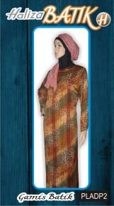http://grosirbatik-pekalongan.com/gamis-pladp2/ , www.halizabatik.com, batik pekalongan, seragam batik, baju batik, Gamis Muslim, Model Gamis, Gamis Terbaru, PLADP2